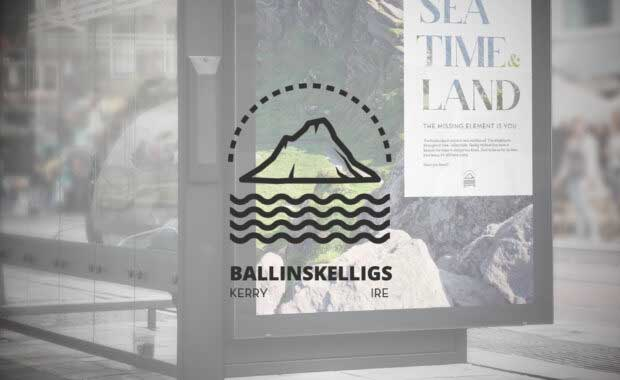 Ballinskelligs Logo Design and Marketing